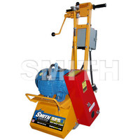 MADE IN USA, SMITH SPS8 concrete floor grinder with vacuum