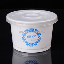 Hot Sales Customized Bowl Disposable Clear Plastic Bowls Food Serving Bowls -W300