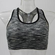 Sexy women seamless underwear yaga sport fitness bra