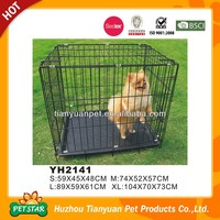 Outdoor Use Metal Roof Dog Houses