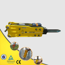 for CHANGJIANG - excavator SP750 Rock Hydraulic hammer