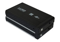 High quality USB 2.0 to SATA hdd case stable and reliable data transmission
