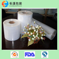 PA/EVOH/PE multilayer co-extruded film for food packaging