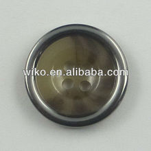 uv plating brown 2013 new design style button