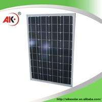 China supplier monocrystalline photovoltaic panels