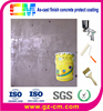 As-cast Finish Concrete Wall Coating/Bare Concrete Coating