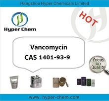 HP5010 EP6 /USP32 Vancomicina Clorhidrato de gas 1404-93-9 vancomicina HCl