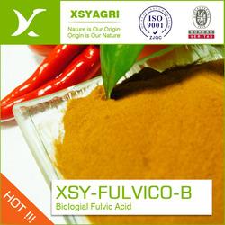 100% Biotechnology Fulvic Acid,50-90% Bio Fulvic Acid, Bio fulvic acid powder manufacturer