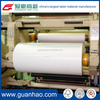 blank label roll of thermal heat transfer paper