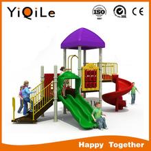 Kids outside playground design