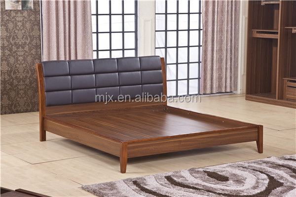 House furniture furniture sleeping room wood beds solid for Sleeping room furniture