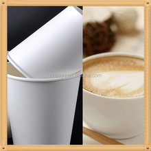 well sold disposable flat cold drink coffe paper cups 6oz paper cups