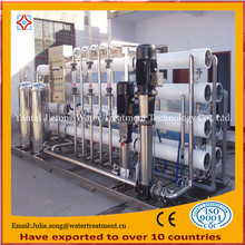 200L/D reverse osmosis and EDI system deionized water treatment equipment for laboratory use