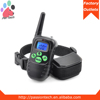 Top Quality Green Buttons Remote Dog Training Shock Collars