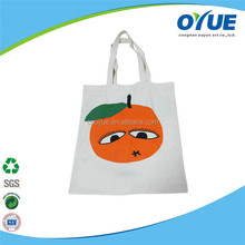 Fashion customized printing cloth shopping bag