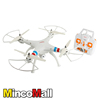 Syma X8C White 2.4G 4ch 6 Axis Venture with 2MP Wide Angle Camera RC Helicopter with Camera