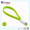 bracelet micro usb data transfer and charging cable gift item bulk
