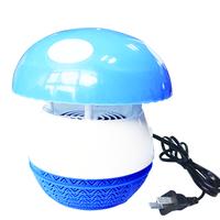 Photocatalytic LED mushroom mosquito killer lamp