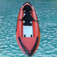 2014 new style inflatable paddle boat