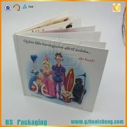 Custom story book printing/adult comic book printing/board book printing