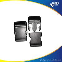 2015 hot seller 2 inch Heavy Duty plastic inert buckle, side release buckle
