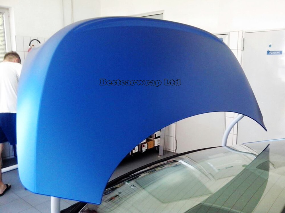 3m pearl blue matte Vinyl Car wrap Film matt peral Foile sticker