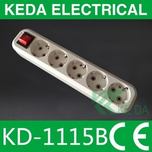 13 Amp Electrical Switch Socket /Coloured Sockets And Switches