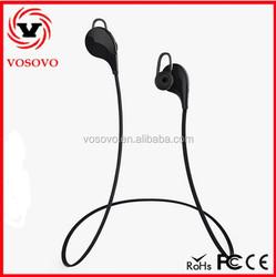 Mini Lightweight Wireless Bluetooth 4.0 Sports In-ear Magnet Headphones.Premium Sweat-proof Bluetooth Earbuds