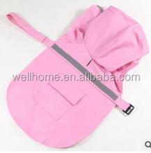 New Fashion Waterproof Dog Raincoat pet products dog raincoat pet raincoat WHPP061220