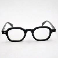 Round Buffalo Horn Eyeglasses Frame, Optical Eyeglasses Wholesale China