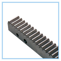 Slotted YG6 Teeth Plate / Die Casting Teeth Rod