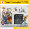 Kids educational toys space magic modeling sand