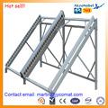 6063 T6 de la aleación de aluminio de aluminio del panel solar de marco