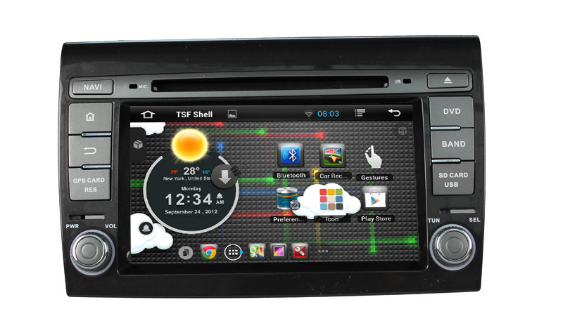 Dual 7 Inch Touch Screen Dual Din 7 Inch Touch Screen