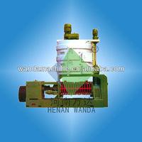 soybean large capacity pre-press oil press machine