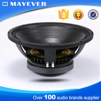 """15TBX300 100mm/ 4.0"""" voice coil 600w high quality p speaker audio subwoofer for outdoor party speaker with wholesale price"""