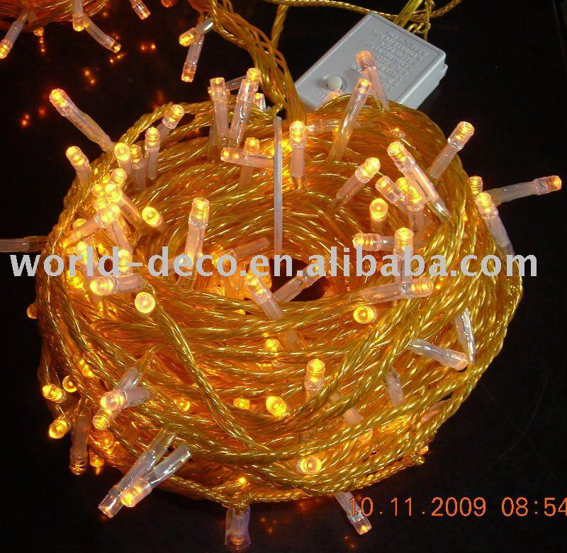 LED PVC Light String(twinkle lights)