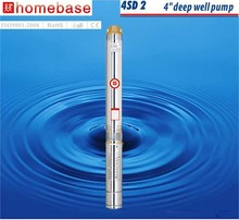 4SD2 vertical multistage submersible centrifugal pump