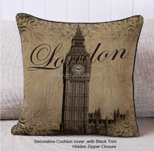 """""""THE TOWER OF PISA """" PRINT SOFT AND COMFORTABLE COCCYX CUSHION"""