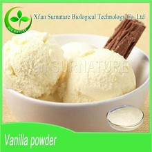 Hot sale 100% natural vanilla ice cream powder