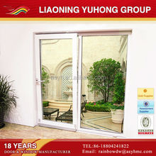 Australia standard tilt and sliding door Vinyl wrapped interior door