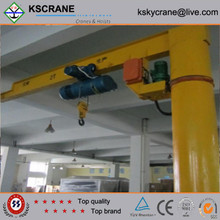 Alibaba Electric Fixed Monorails Jib Crane with Strict Quality Control