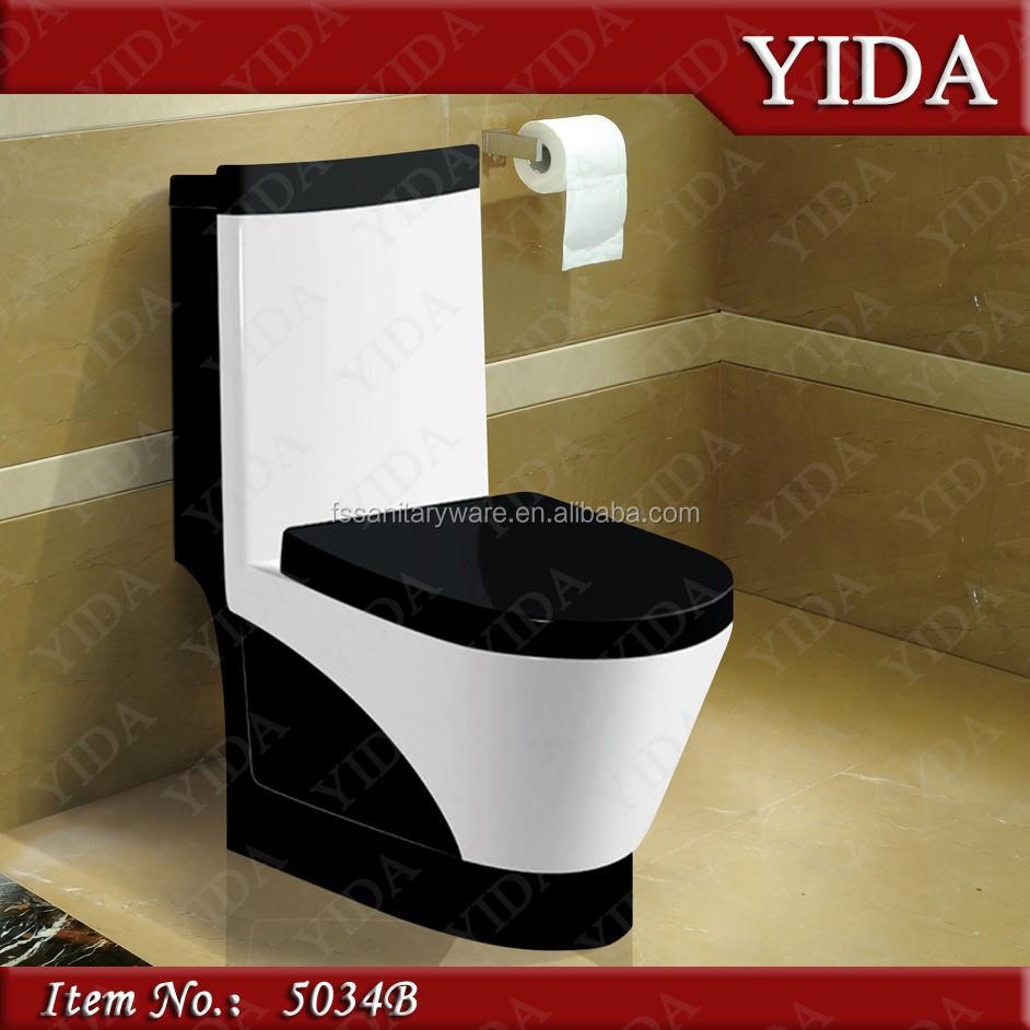Armario De Baño Para Inodoro:Cerámica inodoro de color rojo, Cuarto de baño de color armario de