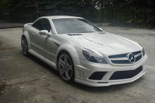 Wide body kit Mercedes SL R230 ATS Stylle NEW