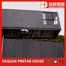 manufacture ready made total modified light steel shipping container house