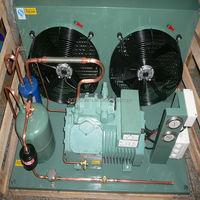 Box Type Condensing Unit With bitzer semi-hermetic compressor 4DES-5