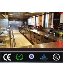 Hot Sale Design Hotel Kitchen And Equipment