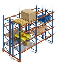heavy duty industrial shelves/wholesale steel racking shelves