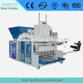 مشتغل جهة آلات الصناعات الصغيرة qmy12-15 ماكينة كتل الخرسانة الخفيفة الوزن آلة