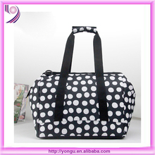 New fashion large capacity nylon portable high quality wholesale tote baby diaper bag